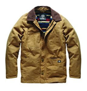 Dickies Thornton Jacket - Brown Duck