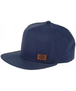 Dickies Richvale Snapback Cap - Navy blue