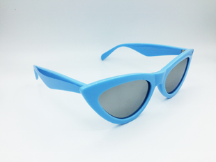 WILMA Sunglasses lightblue
